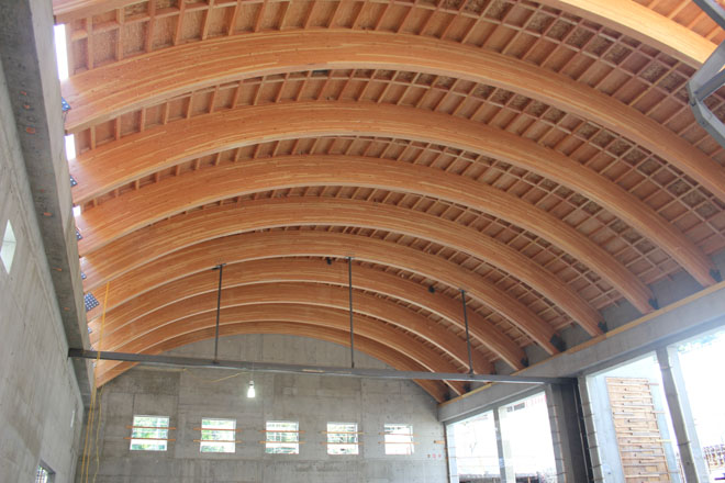 Architectural Glulam Services Duke Pacific Inc